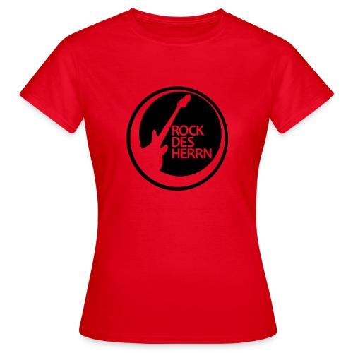 rdh 2011 logo schwarz - Frauen T-Shirt