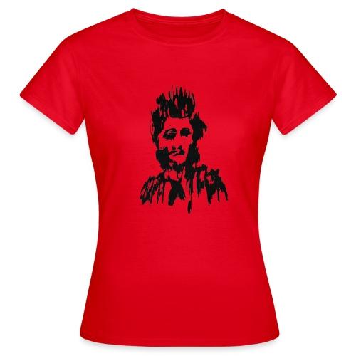 BO'BO' Mysterious Face - Women's T-Shirt