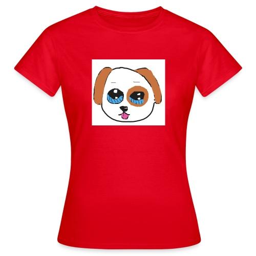 A1D3E3AC 440A 419A 87ED D8AAB31F8462 - Dame-T-shirt
