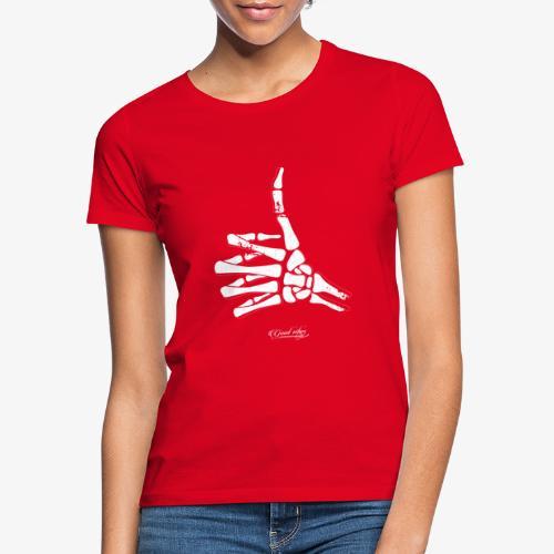 SkullVibes - Camiseta mujer