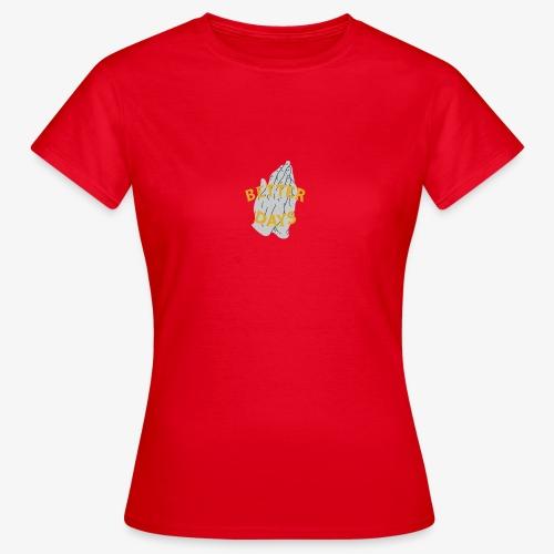 Better days2633 square - Camiseta mujer