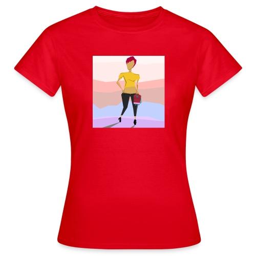 Too Damn Stylish - Women's T-Shirt