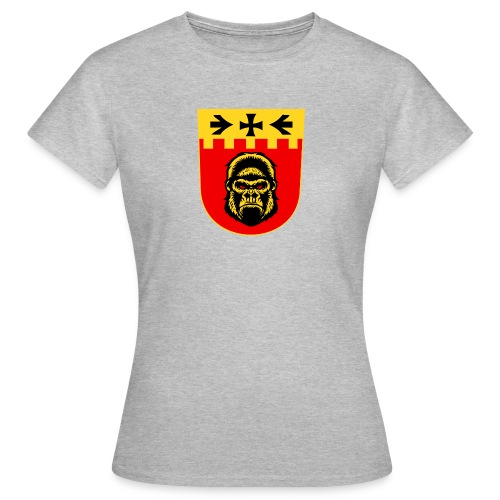 turbo vaakuna - Naisten t-paita