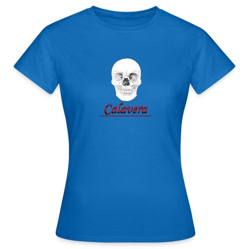 Calavera - Camiseta mujer