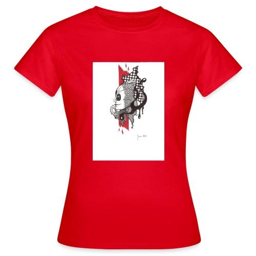chess me mate - Vrouwen T-shirt