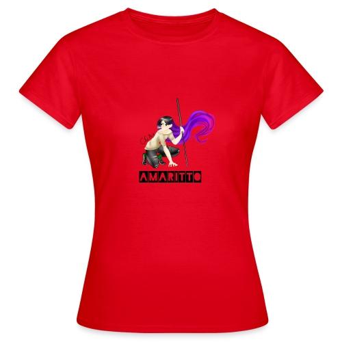 official amaritto logo - Women's T-Shirt