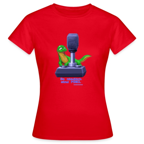 RetroLurch soniedlich - Frauen T-Shirt