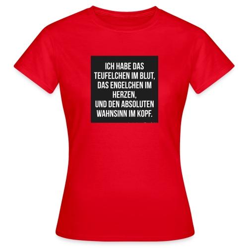 Teufel - Frauen T-Shirt