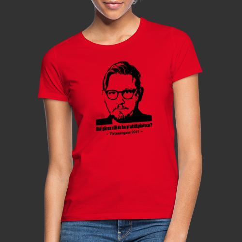 Virtanengate 2017 - T-shirt dam