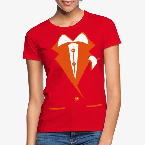 Esmoquin de gala - Camiseta mujer