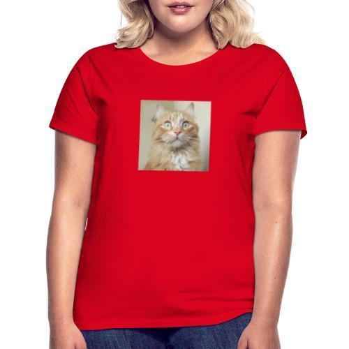 Gatto Ninni - Maglietta da donna