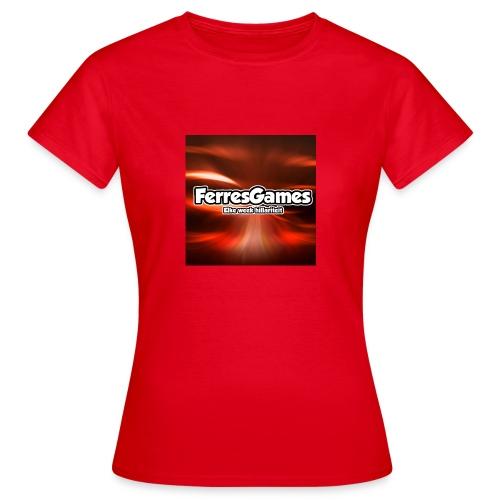 FerresGames PET - Vrouwen T-shirt