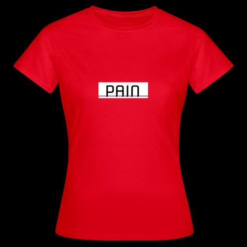pain - Koszulka damska