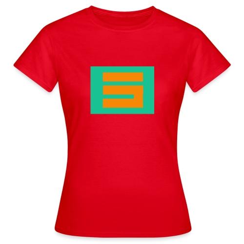 La letra S prediseñada - Camiseta mujer