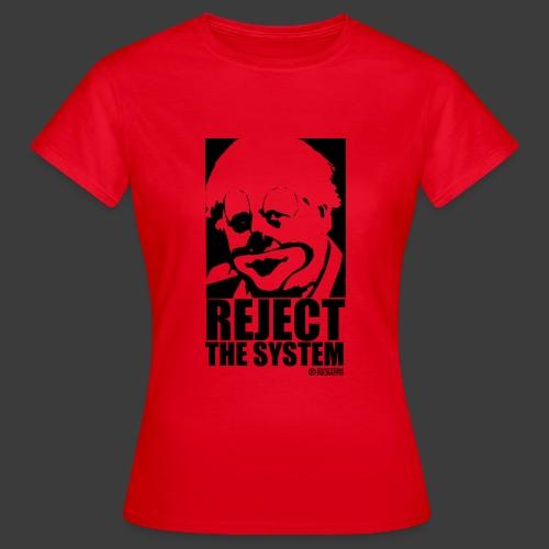 Reject Boris - Women's T-Shirt