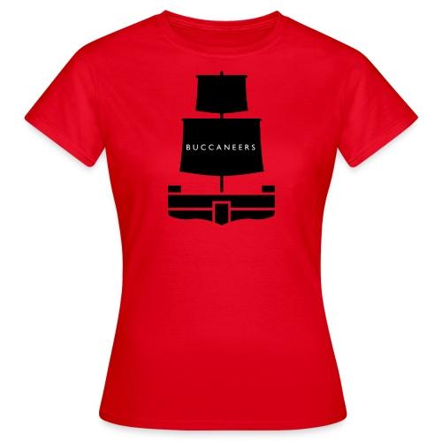 Schwarz png - Frauen T-Shirt