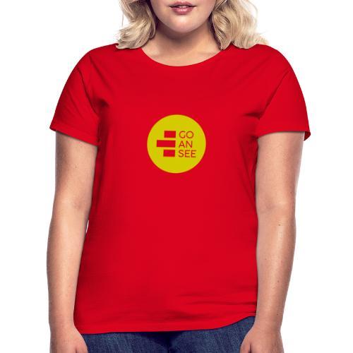 GOANSEE LG YELLOW - Camiseta mujer