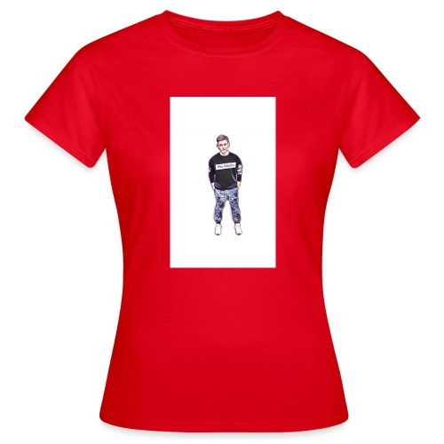 Silik Comic - Frauen T-Shirt