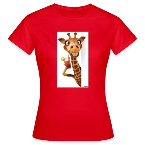 Giraffe - Frauen T-Shirt
