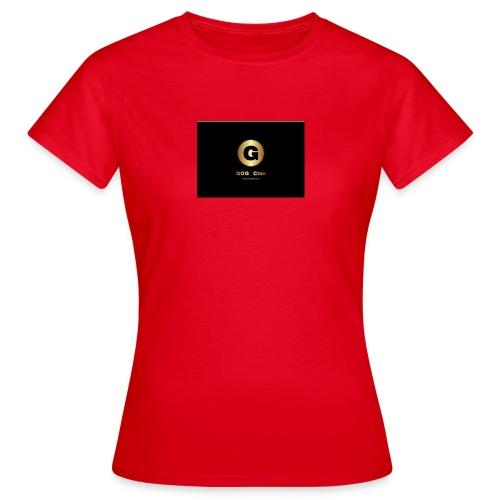 gog - T-skjorte for kvinner