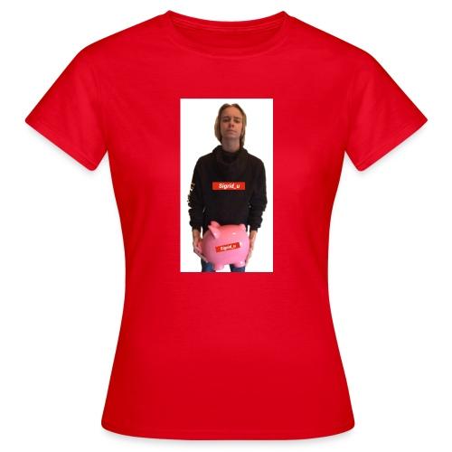 Sigrid_uPhotoTee - T-skjorte for kvinner