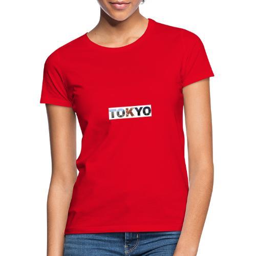 Tokio - Camiseta mujer