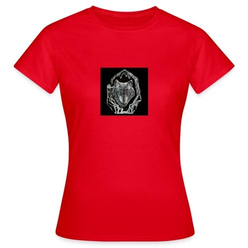 Crystal Wolf - Women's T-Shirt