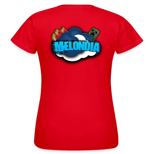 MelondianLogo - Naisten t-paita