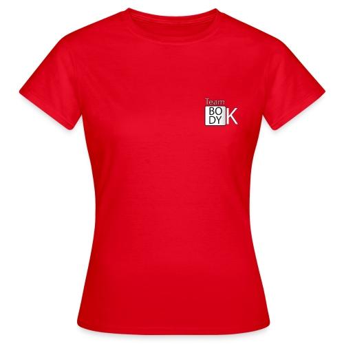 1-bodyk(relief) - T-shirt Femme