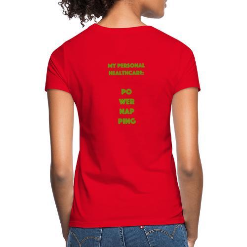 Powernapping - Frauen T-Shirt