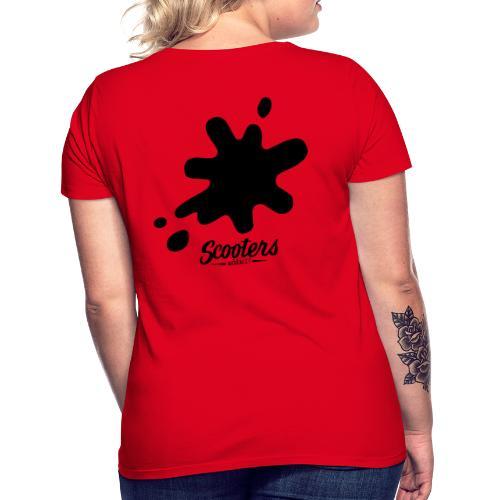 DL oil - T-shirt Femme