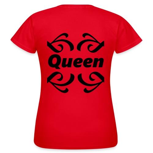 queen - Dame-T-shirt