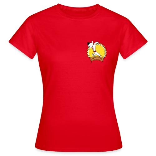 GHSV Maskottchen transparent png - Frauen T-Shirt