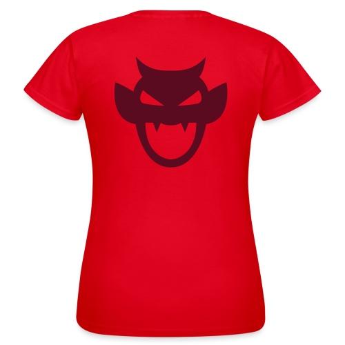 Demonio Videl Dragonball - Camiseta mujer