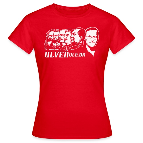 Ulven Ole - Dame-T-shirt