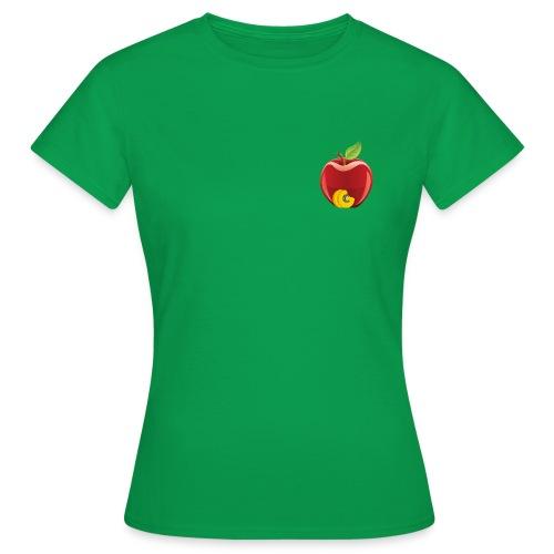 Crunch an Apple - Maglietta da donna