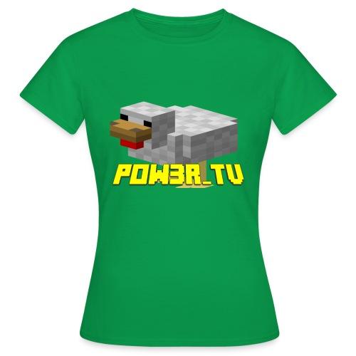 POW3R-GAIZ - Maglietta da donna