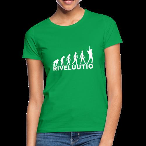 Riveluutio - Naisten t-paita