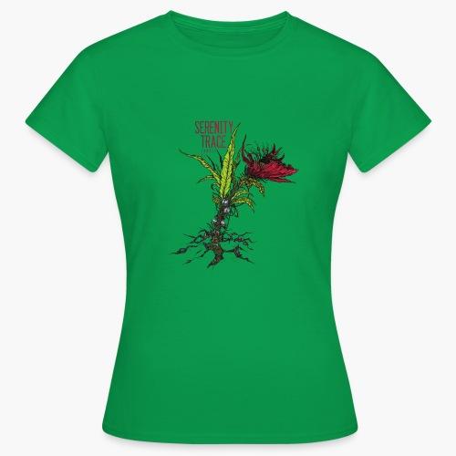 Serenity Trace - Jamais Vu Cover - T-skjorte for kvinner