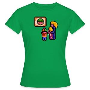 familycri - T-skjorte for kvinner