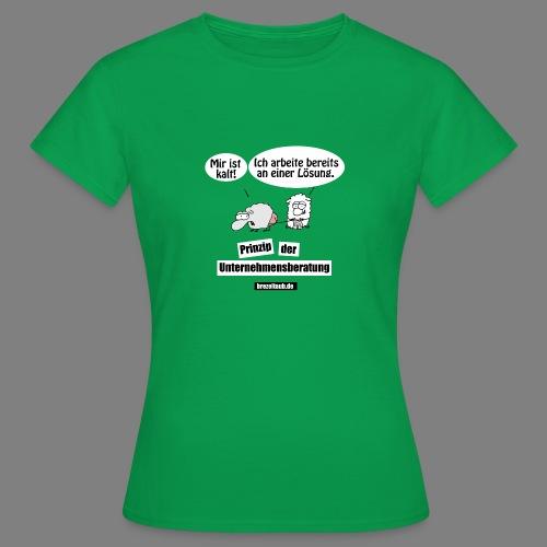 Unternehmensberatung - Frauen T-Shirt