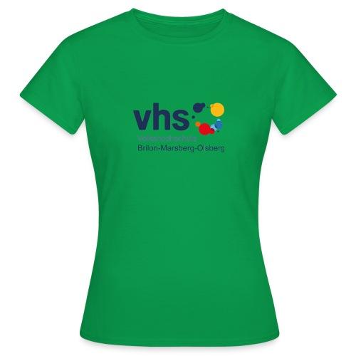 Fanshop VHS BMO - Frauen T-Shirt