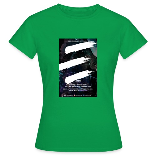 Capture d e cran 2018 10 11 a 02 07 22 - T-shirt Femme