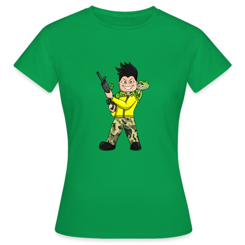 Tomu 2.0 - T-shirt dam