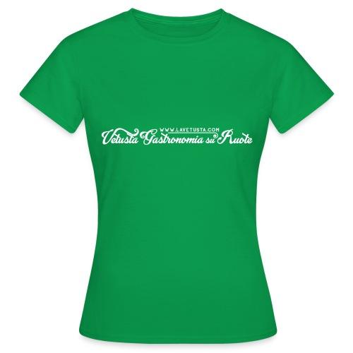 VET_bianco_sito - Maglietta da donna