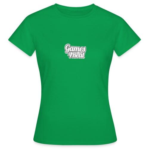 Games4Real - Vrouwen T-shirt