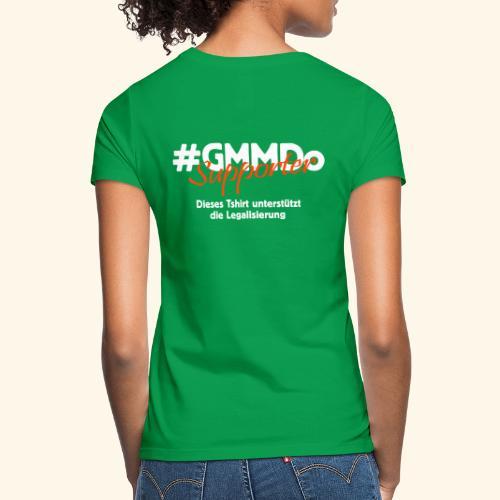 GMMDo Supporter - Frauen T-Shirt