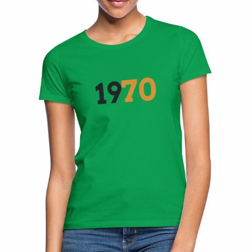 1970 - T-shirt dam
