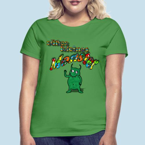 Süßes kleines Monster - Frauen T-Shirt