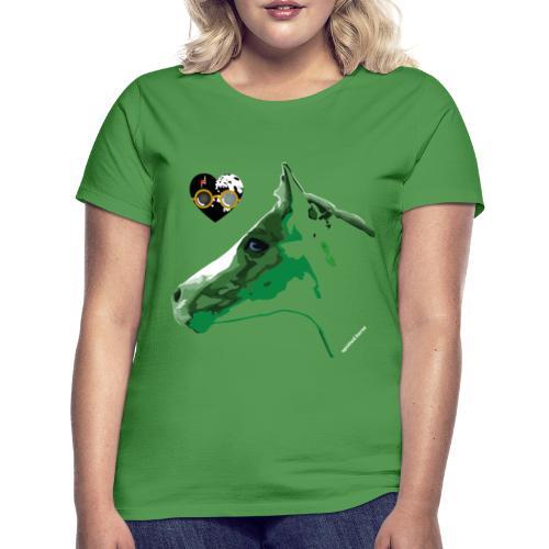 Spotted.Horse Appaloosa Colt Green - Maglietta da donna